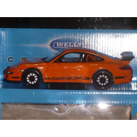 Auto Coleccion Porsche 911 (997) Gt3 Rs Escala 1:24
