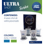 Vasos Ultra Shot Lucky Strike Tequila Pisco De Coleccion