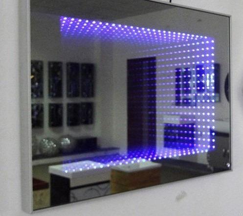 Led espejos decorativos led para salas ba os etc s for Espejos decorativos bano