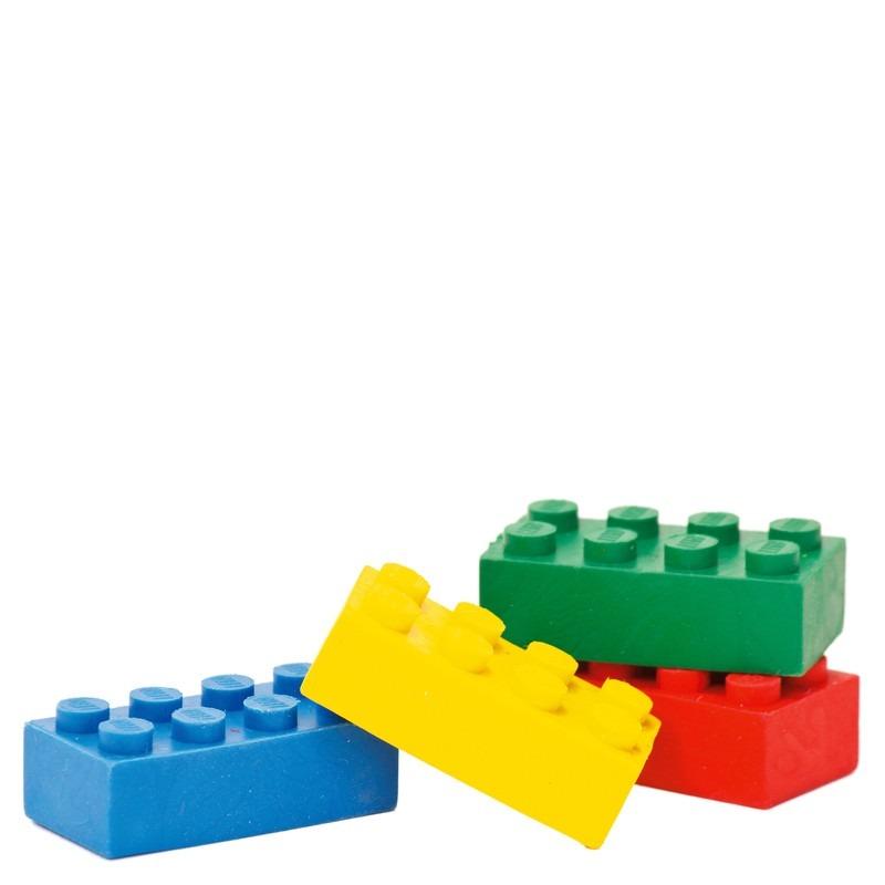 Lego borradores en forma de piezas original usa sellado - Piezas lego gigantes ...