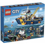 Lego City 60095 Buque De Exploración Submarina