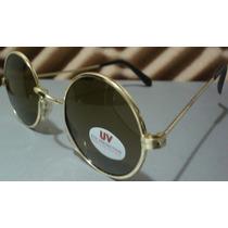 Lentes Lennon Ozzy Osbourne Retro Beatles Anteojos Gafas Nue