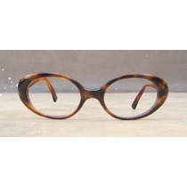 Lentes Vintage Kadima Frame Spain 1970, Cat Eye Ovalado
