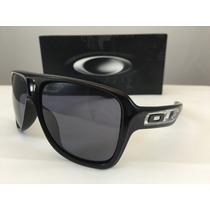 Lentes Oakley Dispatch Ii Matte Black Gp75 Clrlns / Grey