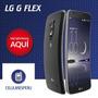 Lg G Flex 32gb D950 4g Lte Real Todo Operador Libres Sellado