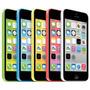 Iphone 5c 8gb Libre 4g Lte 8mpx Colores Caja+obsequio Ofer