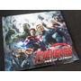 Libro: The Art Of Marvel Avengers Age Of Ultron - 336 Pag