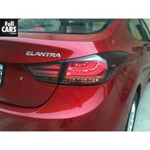 Faros Smoke Hyundai Elantra
