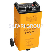 Cargador De Baterias Safari 220v 60hz Bs-sf430