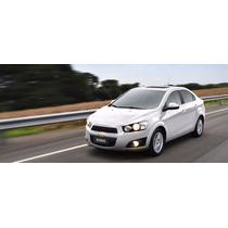 Neblinero Original Para Chevrolet Sonic 2011 Al 2015