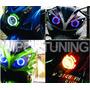 Hid Proyector Transformes Ojo De Angel Para Moto