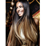 Extensiones De Cabello Natural Californianas Lacias Con Clip