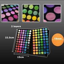Paleta De 120 Sombras Bh Cosmetics