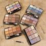 Paleta De Sombras 12 Colores, Producto Americano