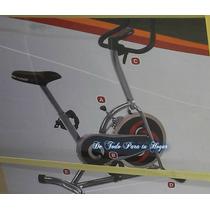 Bicicleta Estacionaria Gym Nuevo Foto Real Gratis Armado