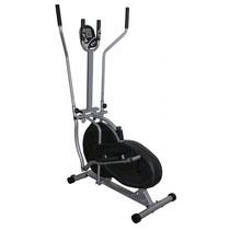 Ejercitadora Elíptica Gym Master Con Monitor Digital.