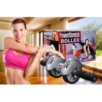 Roller Power Stretch Para Abdominales Perfectos