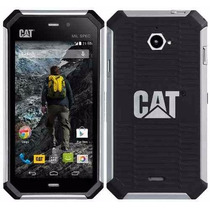 Cat S50 Android 4.4 Lte 4g,8mpx,8gb, 2gb Ram Libre Tienda Nu