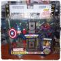 Marvel Legends Face-off Captain America & Red Skull Toy Biz
