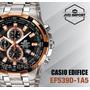 Reloj Casio Edifice Ef-539 Colores - 100% Nuevo En Caja
