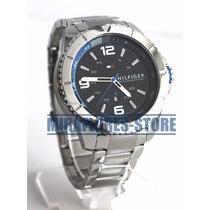 Reloj Tommy Hilfiger 1791002 De Acero Sport Para Caballero