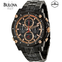 Reloj Bulova 98b182 Cronógrafo Precisionist - 100% Original