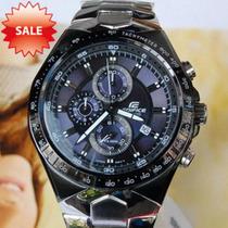 Reloj Casio Edifice Ef-534d-1av - 100% Original Nuevo