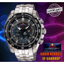 Reloj Casio Edifice Ef-550rbsp Red Bull Edition - 2015 !