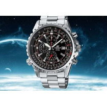 Reloj Casio Edifice Ef-527d-1av - Nuevo Sellado Original