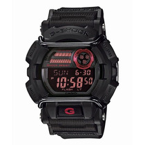 Reloj Casio G-shock Militar Táctico Negro Gd-400 Acuático