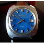 Reloj Sandoz Acero Automático Suizo Coleccion Antiguo Ed Swt