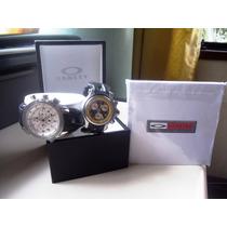 Reloj Oakley Gauge 12 -nuevo- Precio Negociable