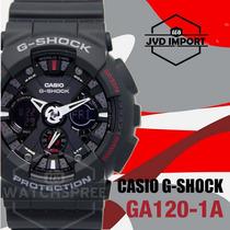 Reloj Casio G-shock Ga 120-1a - Nuevo Y Original En Caja