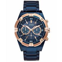 Reloj Guess U0377g4 Para Hombre Nuevo En Caja Garantía
