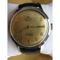 Intihuatana: Reloj Pulsera Swiss Hombre, Olma Sport