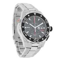 Tag Heuer Aquaracer 500 Chrono Caj2111 Cal 16 Oracle Racing