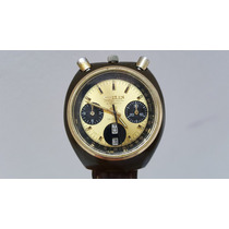 Antiguo Reloj Chronograph Citizen Automatico Gratis Envio