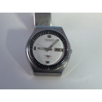 Vintage, Hermoso Reloj Citizen Automatico 21 Rubies