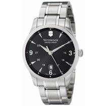 Reloj Victorinox 241473 Alliance Suizo De Acero Inoxidable