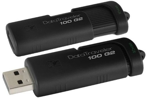 Memoria Usb Kingston 16gb Dt100g2 Datatraveler 100 G2 Oferta