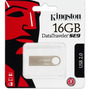 Memorias Kingston 16gb Usb Data Traveler Dt109w/08gbz, Metal