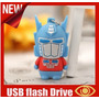 Optimus Prime Usb Transformers De 8 Gb De Capacidad