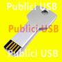 Llave Usb 8 Gb,tipo Llave,impresion Full Color,logo Publici