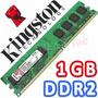 Memoria Ddr2 1gb 800mhz Kingston