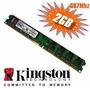 Kingston Original Ddr2 2gb Kvr 667 / 800 Garantia