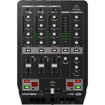Behringer Vmx 300 Usb Mezcladora Mixer Consola Dj Nueva Sell