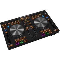 Controlador Dj Cmd-studio 4a Behringer Usb 4 Canales