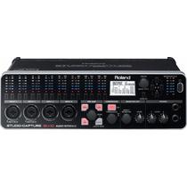 Interfase De Audio Roland Studio-capture 16 Canales