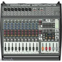 Consola Pmp4000 1600 Watts 16 Canales Behringer Efectos