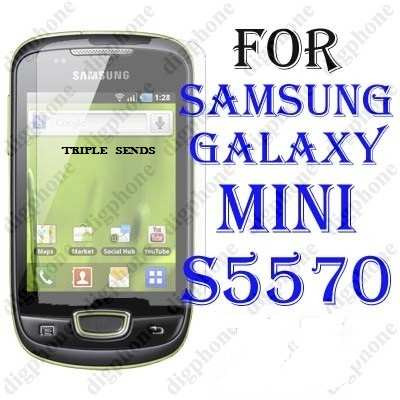 Mica Protector De Pantalla Para Samsung Galaxy Mini S5570